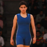 Dangal actress Sanya Malhotra goes down the memory lane as she shares wrestling practice videos