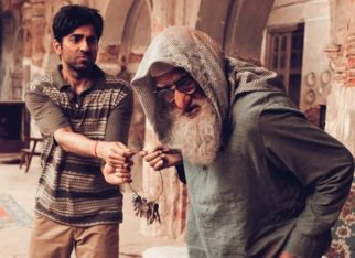 From fan-boying over Amitabh Bachchan in Hum to starring in Gulabo Sitabo, Ayushmann Khurrana sums up his journey