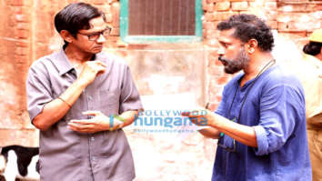 On The Sets From The Movie Gulabo Sitabo