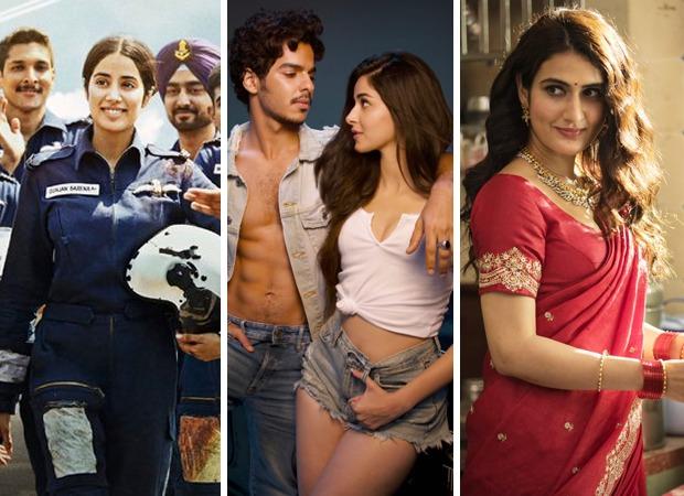 Gunjan Saxena - The Kargil Girl goes to Netflix but Zee Studios to release Khaali Peeli and Suraj Pe Mangal Bhari in cinemas