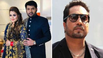 Kapil Sharma and wife Ginni Chatrath surprise close friend Mika Singh on his birthday with a cake