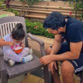 Kunal Kemmu shares a picture with his personal sunshine, Innaya Naumi Kemmu