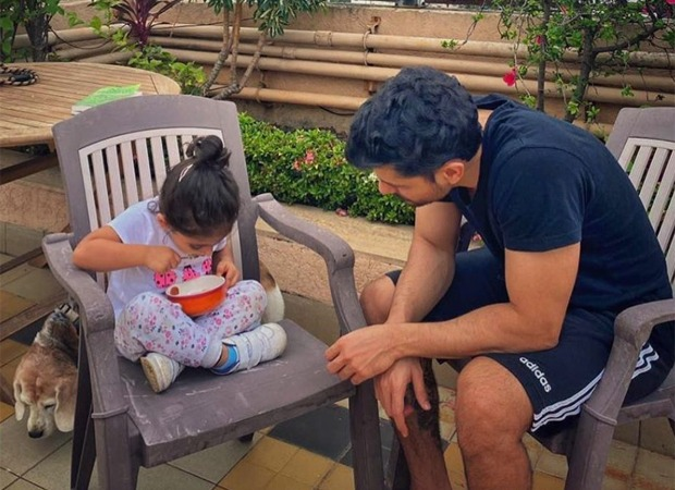 Kunal Kemmu shares a picture with his personal sunshine, Innaya Naumi Kemmu