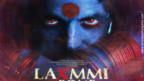 First Look of the movie Laxmmi Bomb