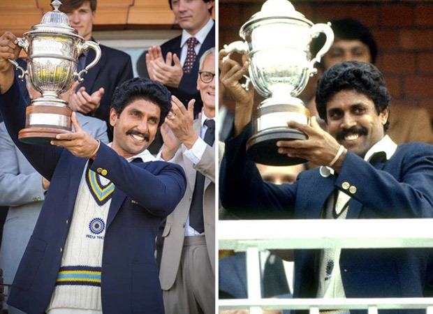 Makers of 83 salute Team India as it marks 37 years since India won the Cricket World Cup in 1983