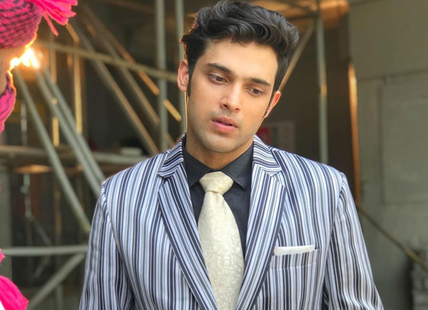 Parth Samthaan resumes shoot after 3 months for Kasautii Zindagii Kay