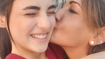 Radhika Madan reunites with her mother after her 14 days long self-quarantine ends