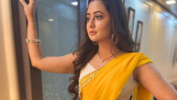 Rashami Desai to shoot for the finale of Naagin 4!