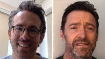 Ryan Reynolds crashes original X-Men's virtual reunion with Hugh Jackman, Halle Berry, Patrick Stewartand Famke Jansson