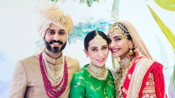 Sonam Kapoor shares Karisma Kapoor on her birthday with a special post, praises her for 'paving the way for Kapoor girls in movies'