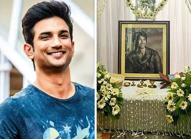Sushant Singh Rajput's family holds a prayer meet at his home in Patna