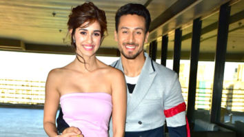 Tiger Shroff wishes 'rockstar' Disha Patani on her birthday with a throwback video as she grooves to Cardi B's song