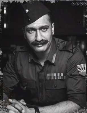 Vicky Kaushal's new look unveiled on the death anniversary of Field Marshal Sam Manekshaw