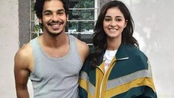 Ananya Panday and Ishaan Khatter exchange flirty pun on social media