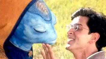 Hrithik Roshan reveals why Jaadu from Koi Mil Gaya had an extra thumb