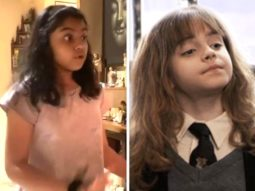 Sushmita Sen shares video of Alisah imitating Hermoine Granger from Harry Potter series