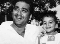 Sanjay Dutt shares a picture from his childhood to mark his father's birth anniversary