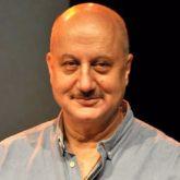 Anupam Kher says he had facial paralysis while shooting for Hum Aapke Hai Koun