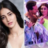 WATCH: Here's why Ananya Panday got very upset when Tiger Shroff got to dance with Alia Bhatt