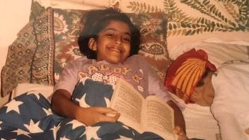 Sonam Kapoor was always a book work; shares photographic proof