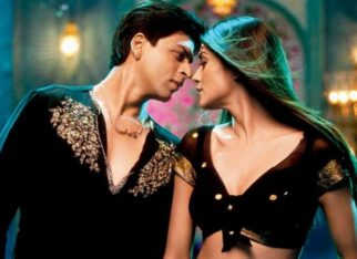 """EXCLUSIVE: """"Some of the most magical moments in Main Hoon Na were not scripted, SRK made them come to life,"""" says Sushmita Sen"""