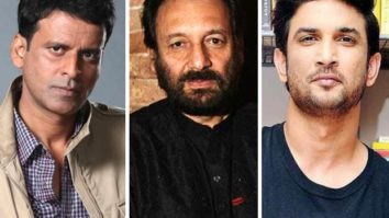 Manoj Bajpayee and Shekhar Kapur share their memories with Sushant Singh Rajput in an Instagram live session