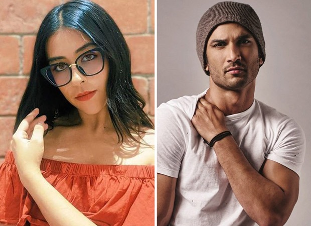 TV actor Ayesha Kapoor Adlakha reveals that Sushant Singh Rajput spoke about suicide the first time they met