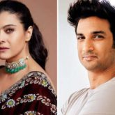 Kajol was asked to give one word for Sushant Singh Rajput and this is what she had to say