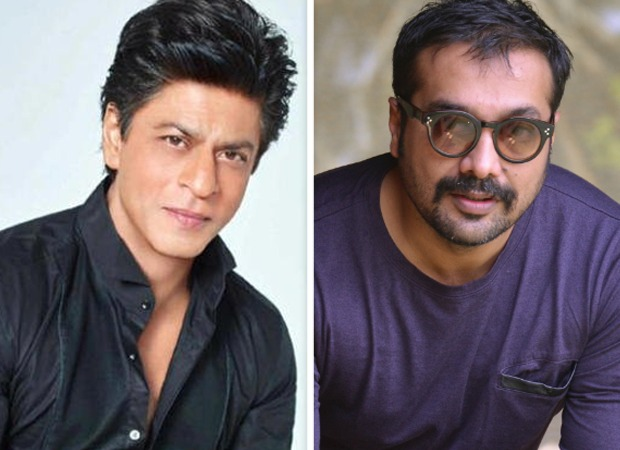 When Shah Rukh Khan fed Anurag Kashyap omelette at his residence