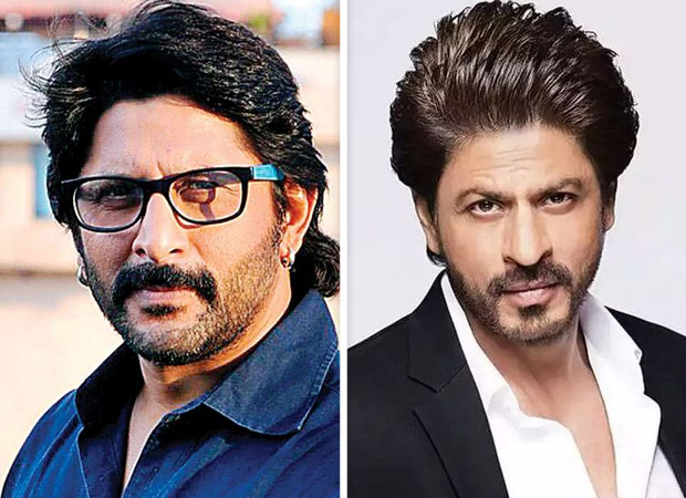 Arshad Warsi thinks Shah Rukh Khans photo can turn men gay, fans agree