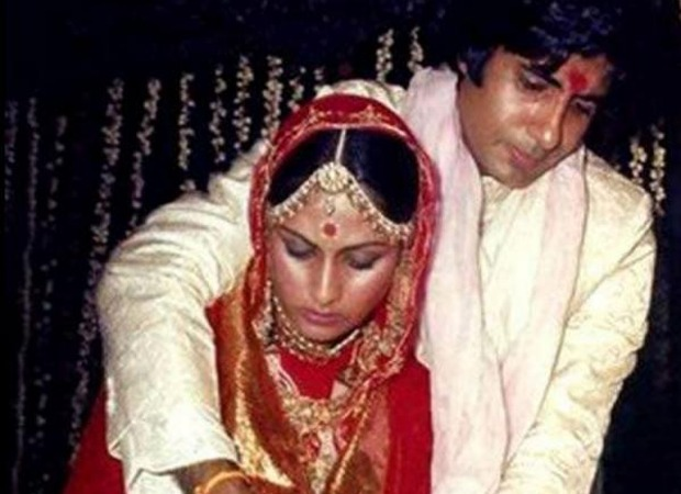 Amitabh Bachchan shares priceless pictures from his wedding day on Instagram