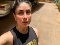 Kareena Kapoor is back to fitness mode, 'prepares to kill fat'