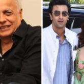 When Mahesh Bhatt gave a title for Ranbir Kapoor's biopic and said no one should date Alia Bhatt