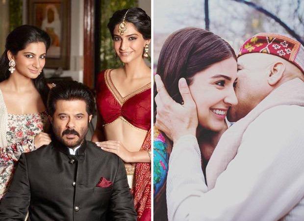 Father's Day 2020: Anushka Sharma, Sonam Kapoor, Kareena Kapoor Khan and extra pen heat needs : Bollywood Information 1