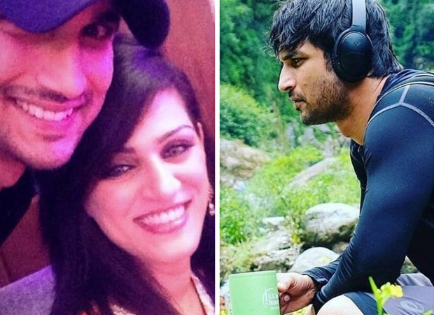 """""""I wish I could hold you one more time"""", says Sushant Singh Rajput's sister Shweta Singh Kriti as she misses him"""