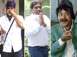 Sons Jaaved Jaaferi, Naved, actor Johny Lever among others bid farewell to Jagdeep at his funeral