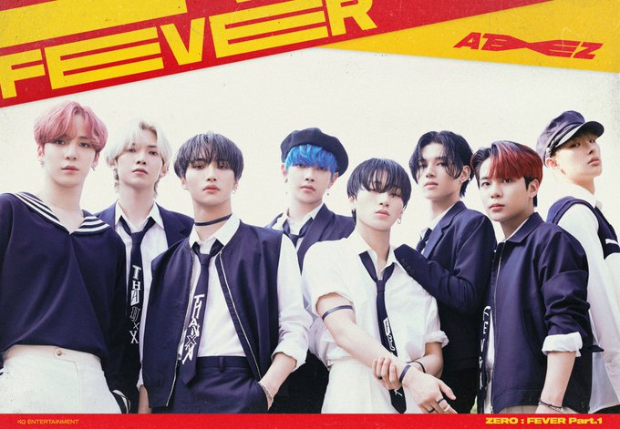 ATEEZ drops two compelling previews of INCEPTION and THANXX performances from ZERO : FEVER Part.1