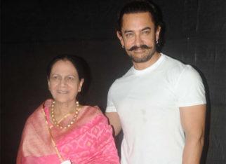 Aamir Khan's mother tests negative for Coronavirus