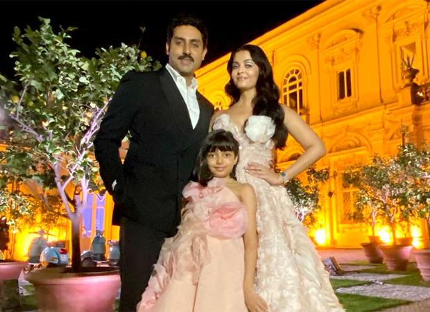 Abhishek Bachchan informs that Aishwarya Rai Bachchan and Aaradhya will quarantine from home