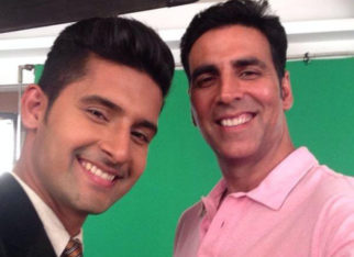 Akshay Kumar loves Ravi Dubey's nephew reaction to 'Bala' song