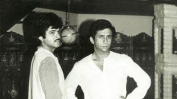 Anil Kapoor shares an old picture on Naseeruddin Shah's 70th birthday