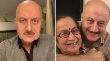 Anupam Kher says they have told his mother has infection after COVID-19 diagnosis