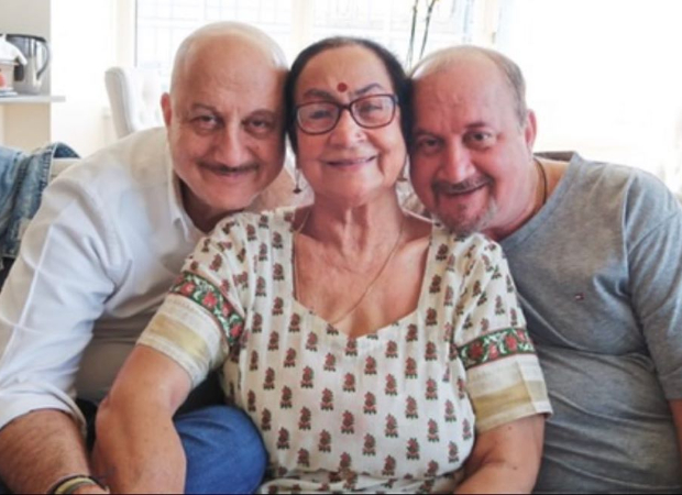 Anupam Kher`s mother, brother, sister-in-law test positive for COVID-19