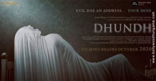 First Look Of Dhundh