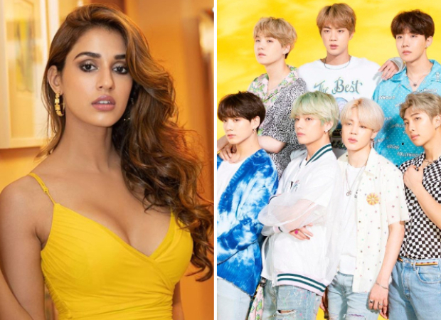 Disha Patani is obsessed with BTS song 'Boy With Luv' from 'Map Of The Soul: Persona'