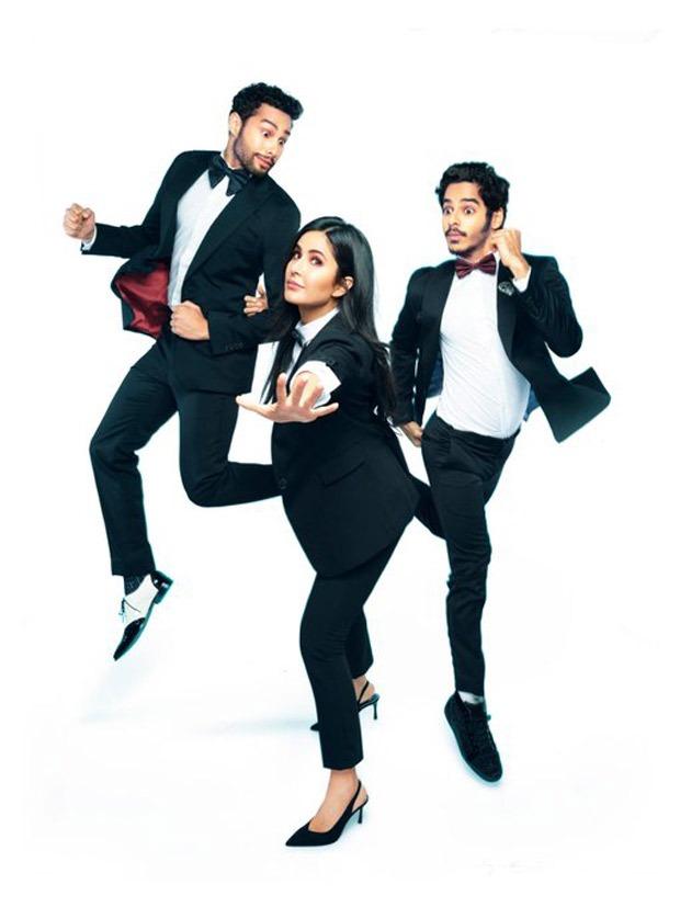 Farhan Akhtar announces Phone Bhoot starring Katrina Kaif, Ishaan Khatter, Siddhant Chaturvedi