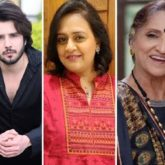 Hamari Bahu Silk Actors Zaan Khan, Vandana Vithlani, and Sarita Joshi protest and request the producers to clear their dues