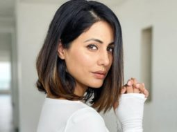 Hina Khan gives a befitting reply to a troll who asks her to post quality content