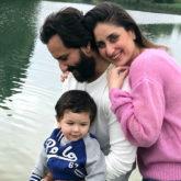 Kareena Kapoor Khan's throwback picture with Saif Ali Khan and Taimur Ali Khan is all things love!