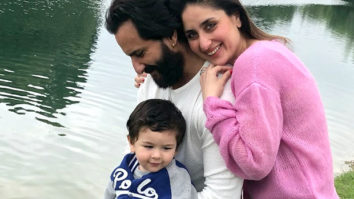 Kareena Kapoor Khan's throwback picture with Saif Ali Khan and Taimur Ali Khan is all things love!